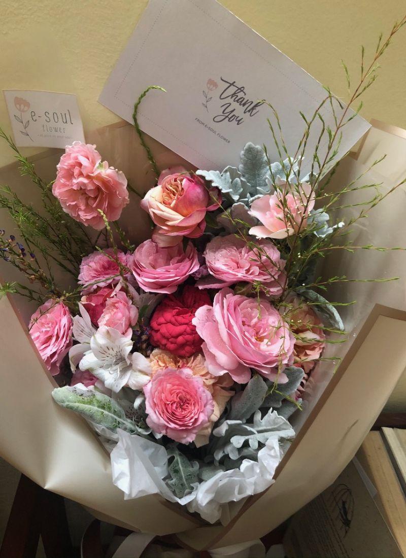 Suzi - Hoa hồng Miyako của Nhật
